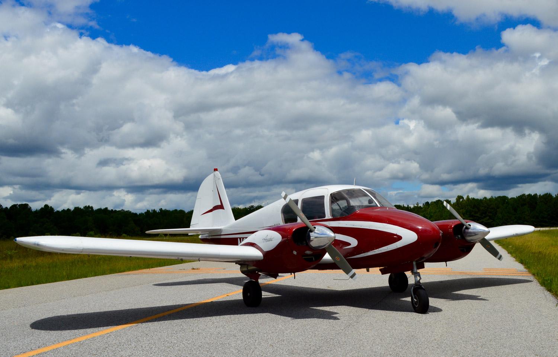1956 Piper Apache - South Atlanta Flight Training